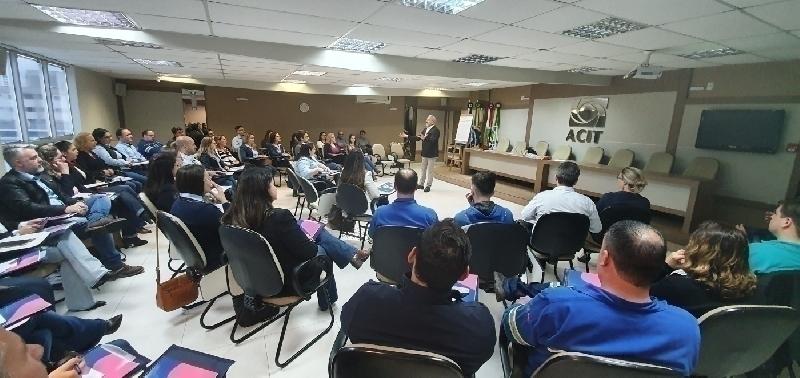 Networking e gestão: programa abre inscrições para quinta turma na ACIT