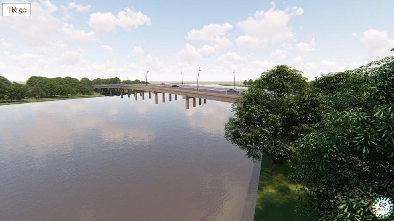 Ponte Stelio Boabaid tem aditivo aprovado pelo Governo do Estado
